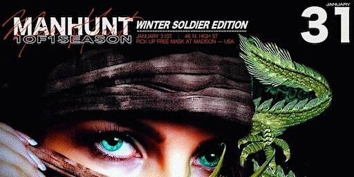 MANHUNT 1OF1: WINTER SOLDIER
