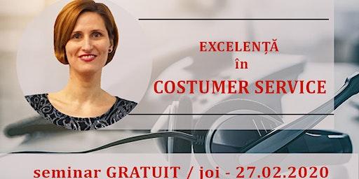 Excelență în Customer Service
