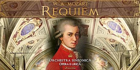Requiem di W. A. Mozart biglietti