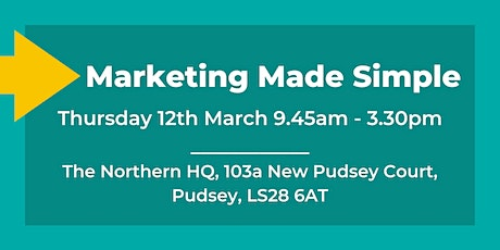 Marketing for Busy Small Business Owners - Full Day Workshop (Early Bird) tickets