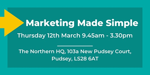 Marketing for Busy Small Business Owners - Full Day Workshop (Early Bird)