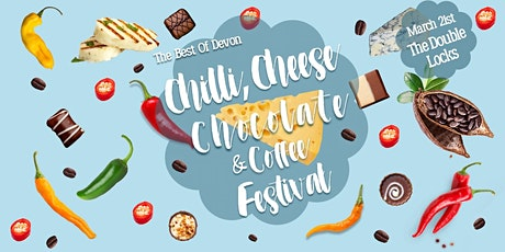 Chilli, Cheese, Chocolate & Coffee Festival tickets