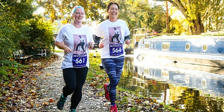 Grand Union Canal Half Marathon - Autumn tickets
