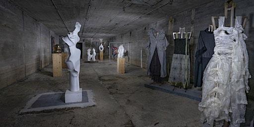 Literarische Bunkerführung Bunker Mönchengladbach-Güdderath