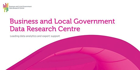Business and Local Government Data Research Centre Annual Conference 2020 tickets