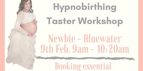 Hypnobirthing taster workshop - Bluewater tickets