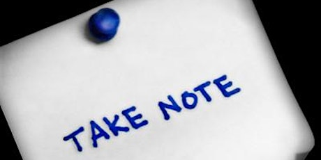 Effective Note Taking in Disciplinary & Grievance tickets