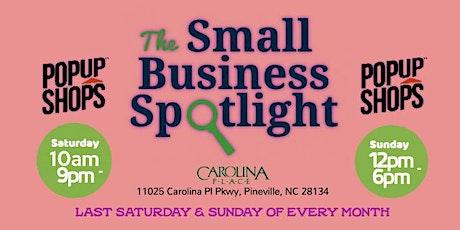 Small Business Spotlight (Charlotte 2) tickets