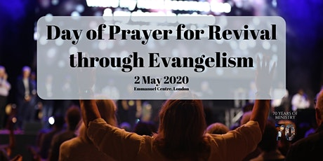 Day of Prayer for Revival through Evangelism tickets