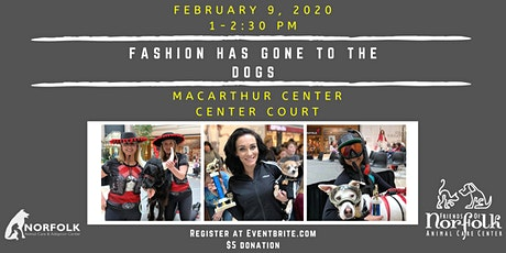 Fashion Has Gone to the Dogs tickets