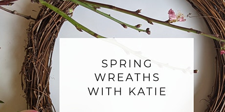 Spring Wreaths with Katie tickets