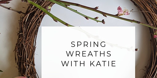 Spring Wreaths with Katie