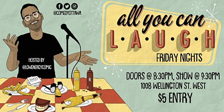 All You Can Laugh tickets