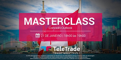 MasterClass - Canada Outlook tickets