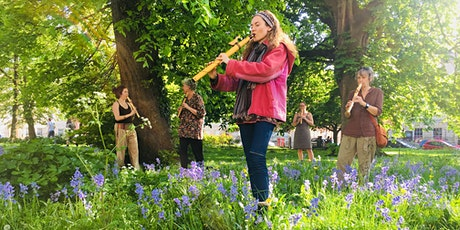 Native American Flute Workshop and Soundbath tickets