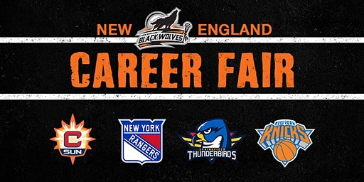 New England Black Wolves Sports & Entertainment Career Fair