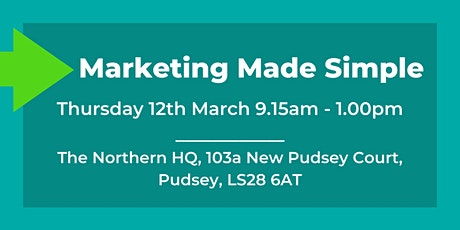 Marketing for Busy Small Business Owners - Morning Workshop (Early Bird) tickets