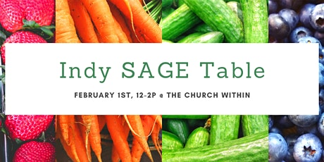 Indy SAGE Table February Meal! tickets