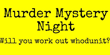 Murder Mystery Charity Night @ Newcastle Falcons tickets