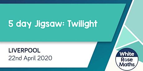 Full Jigsaw Training (Liverpool 5 day Twilight event)  KS1/KS2 tickets