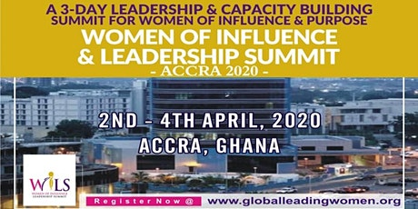 Women of Influence and Leadership Global Summit tickets