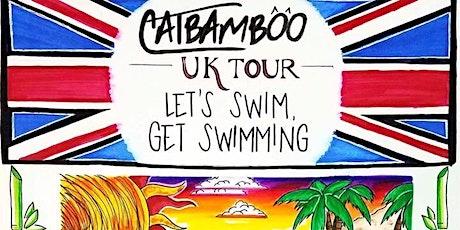 Catbamboo // Tall Talker // Lets Swim get Swimming at LS6 tickets