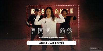 02/09 Urban Dance Class | Adult - All Levels | By RESIDANCE