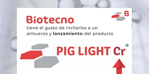 Lanzamiento PIG LIGHT Cr