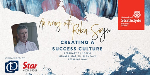 Creating A Success Culture by Robin Sieger