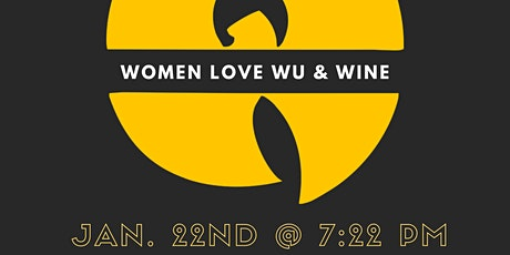 Women Love Wu & Wine: A Sip n Paint Happy Hour (Inspired by Wu-Tang) tickets