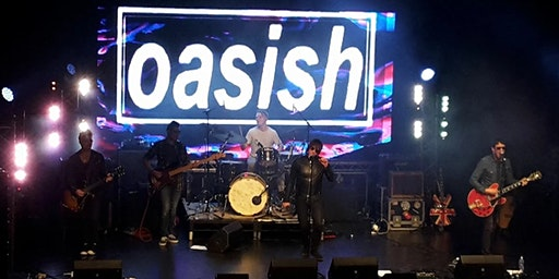 Oasish. The UK's OFFICIAL No.1 Oasis Tribute Band.