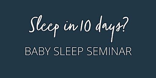 February Baby Sleep Workshop