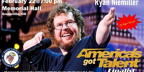 Ryan Niemiller Comedy Show tickets