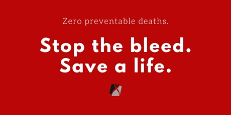 Stop the Bleed®: Bleeding Control Training tickets