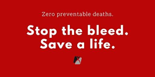Stop the Bleed®: Bleeding Control Training