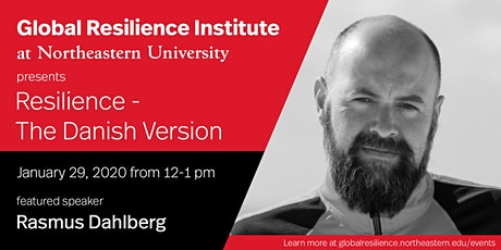 "Rasmus Dahlberg on ""Resilience - The Danish Version"" tickets"