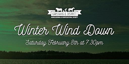 Garstang Show's Winter Wind Down