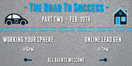 The Road To Success - Part Two tickets