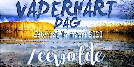 Vaderhartdag Zeewolde maart 2020 tickets