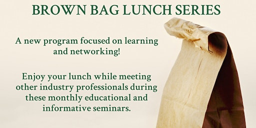Brown Paper Bag Luncheon Series: Seasonal Employees