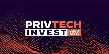 PrivTech Invest 2020 tickets