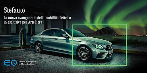 Stefauto EQ Night - La nuova avanguardia della mobilità elettrica.