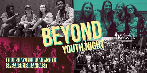 Beyond Youth Night - February 20th