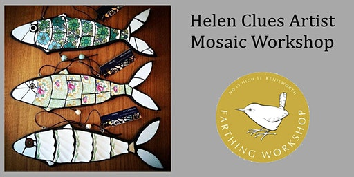 Mosaic with Helen Clues (Full Day)