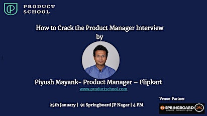 How to Crack the Product Management Interview tickets
