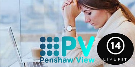 Penshaw View and Livefit14 - Mental Health Awareness Networking tickets