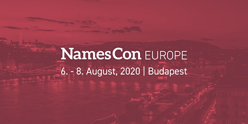 NamesCon Europe 2020