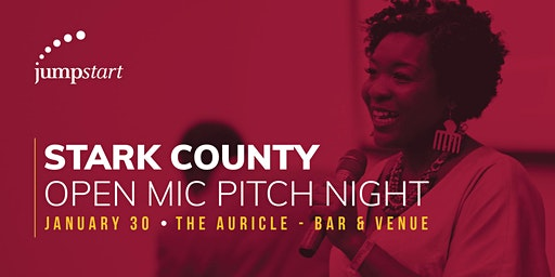 Stark County Open Mic Pitch Night