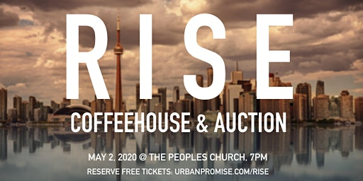 RISE Coffeehouse & Auction 2020
