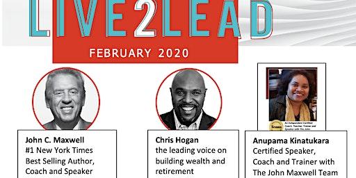 Live2Lead Encore - Leadership Training_Chris Hogan_John Maxwell